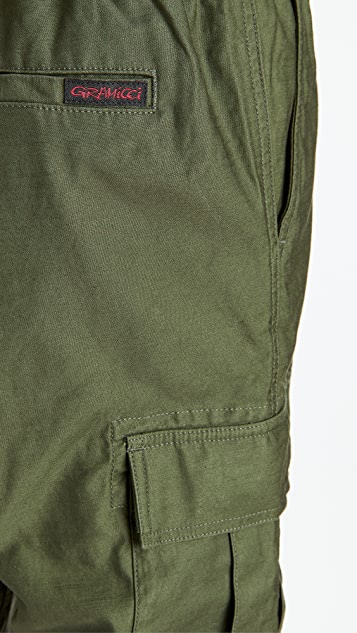 Gramicci Japan Belted Cargo Pants