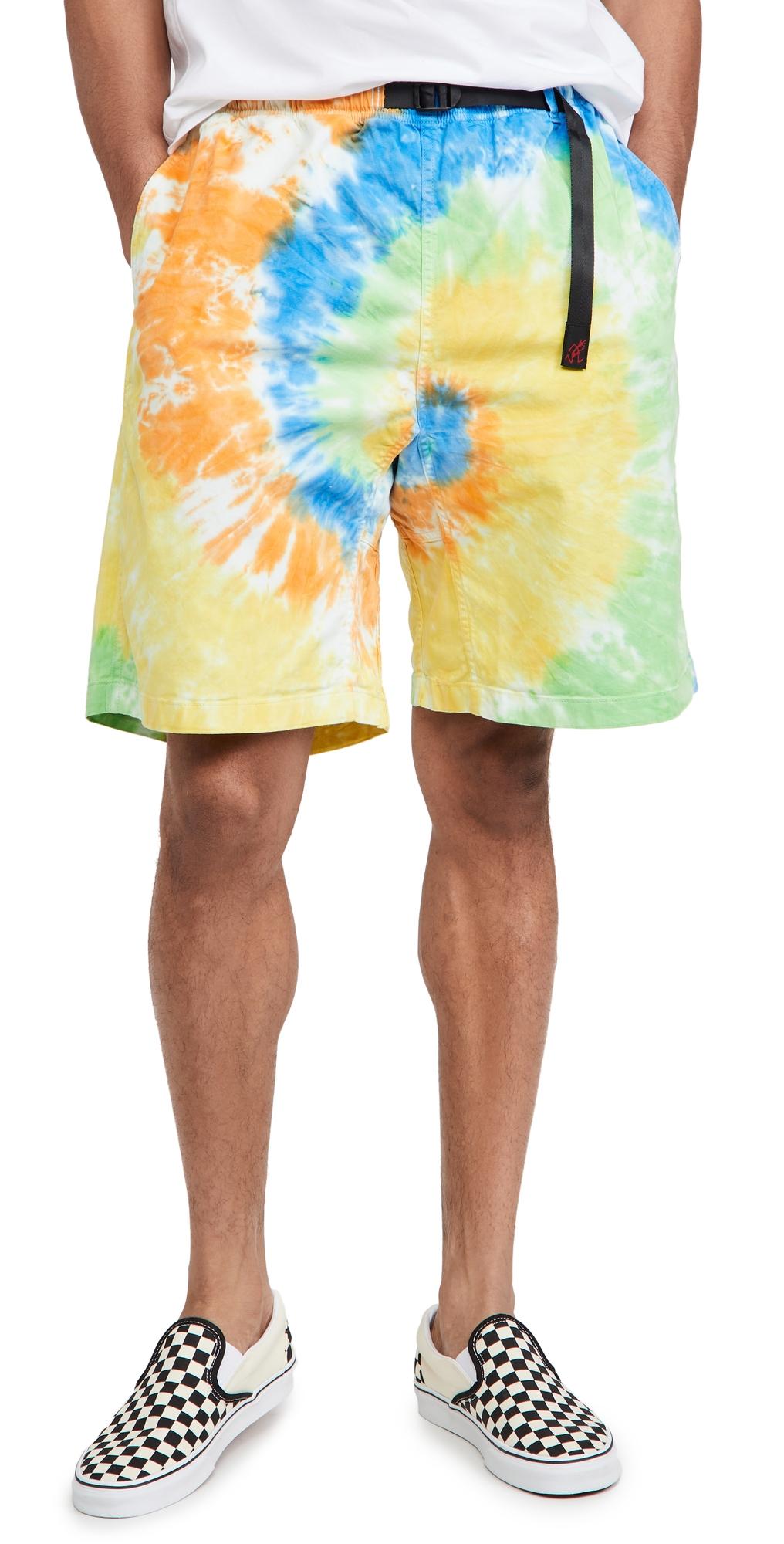 Tie Dye G-Shorts