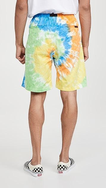 Gramicci Japan Tie Dye G-Shorts