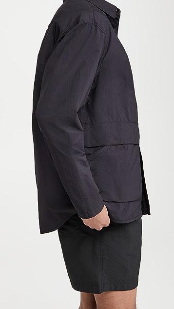 Gramicci Japan Packable Utility Shirt