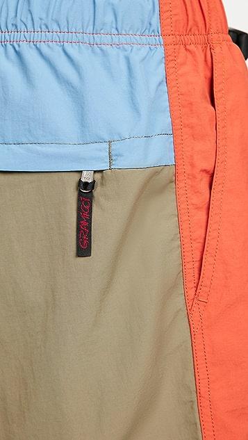 Gramicci Japan Shell Packable Shorts