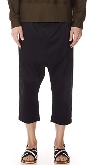 GREI Drop Crop Herman Pants