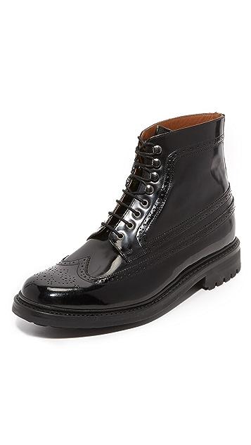 Grenson Sebastian Wingtip Boots
