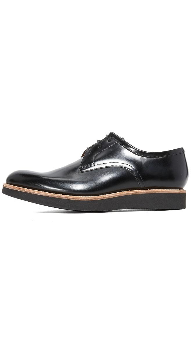 Grenson Lennie Derby Shoes | EAST DANE