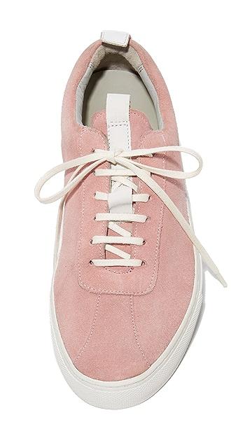 Grenson Suede Sneakers
