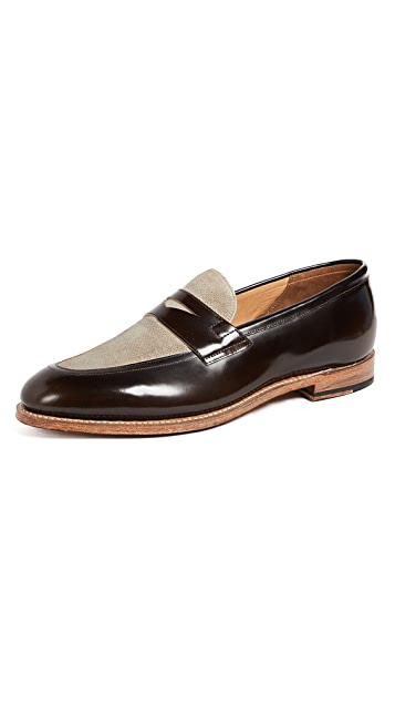 Grenson Adam Loafers