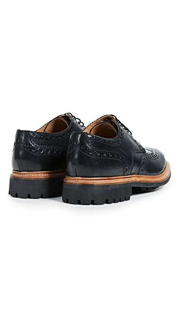 Grenson Archie Wingtip Derbies