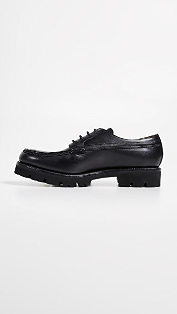 Grenson Buddy Lace Up Shoes