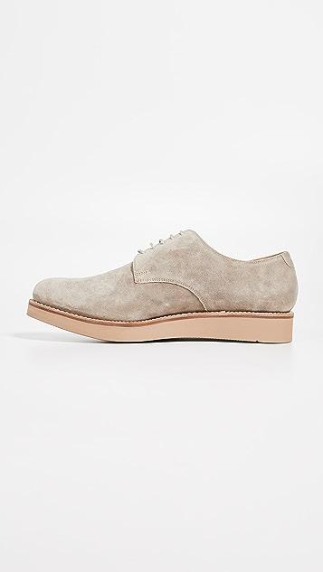 Grenson Curt Derby Shoes