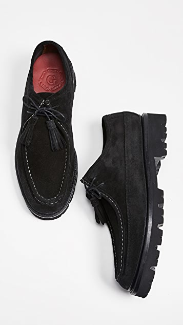 Grenson Bennett Lace Up Shoes