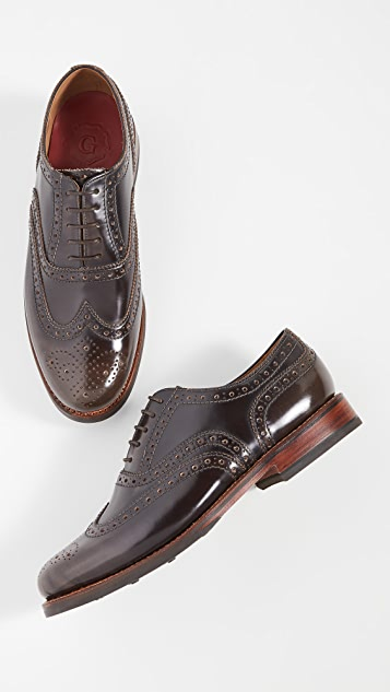 Grenson Stanley Lace Up Shoes