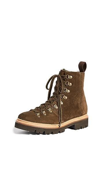 Grenson Nanette 军旅滑雪靴
