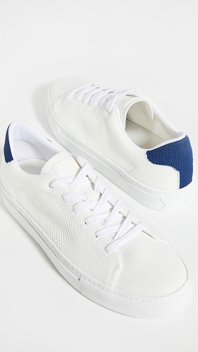 GREATS Royale Knit Sneakers | EAST DANE