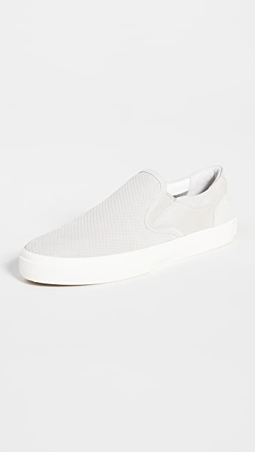 GREATS Wooster Suede Sneakers