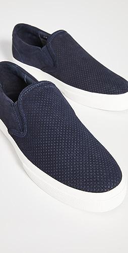 GREATS - Wooster Suede Sneakers