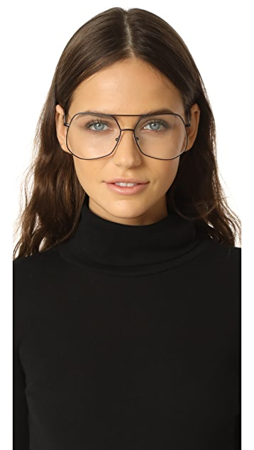 Grey Ant Mesh Glasses