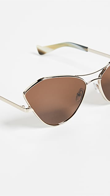 Grey Ant Fluxus Sunglasses