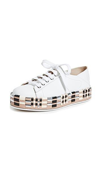 Greymer Art Safi Stepdown Sneakers