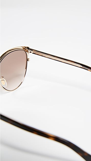 Gucci Opulent Luxury Decor Sunglasses