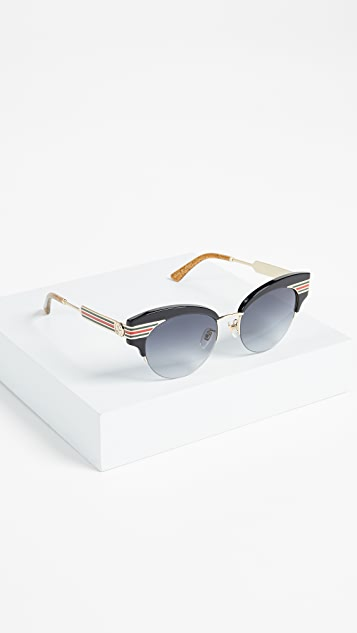Gucci Vintage Web Vintage Sunglasses