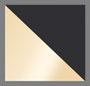 Black Gold/Glitter Gold