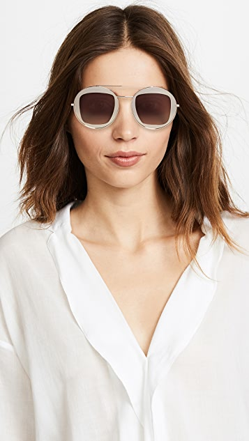 Gucci Urban Round Sunglasses