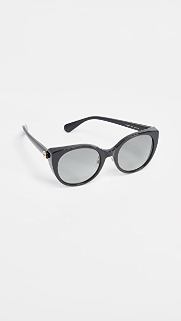 Gucci Soft Feminine Cat Eye Sunglasses