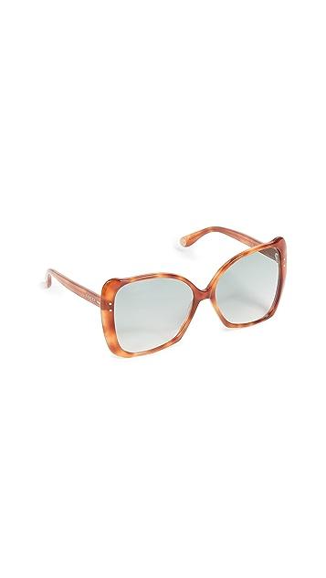 Gucci Handmade Acetate Sunglasses