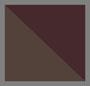 勃艮第葡萄酒红/棕色