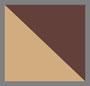 желтый/коричневый