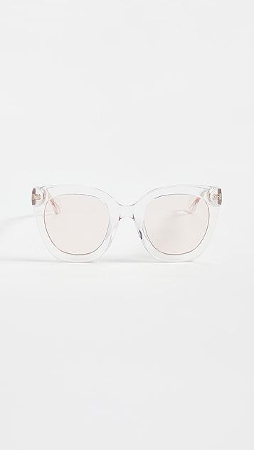 Gucci Anima Décor Square Sunglasses