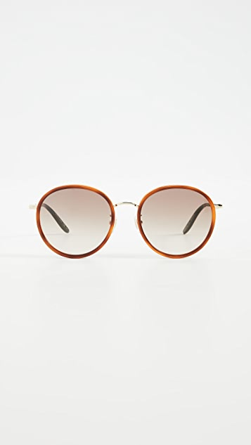 Gucci Vintage Combi 圆形太阳镜