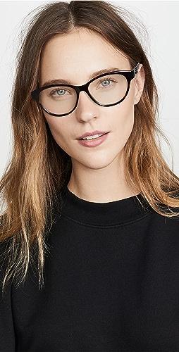 Gucci - 光学棕色眼镜