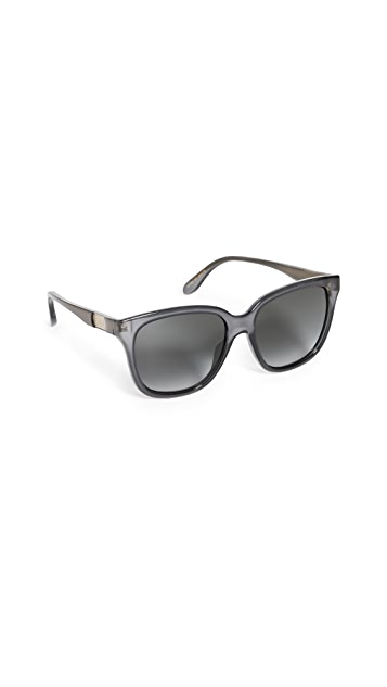 Gucci Wirecore Squared Acetate Sunglasses