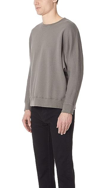 Gustav Von Aschenbach The Gusset Sweatshirt