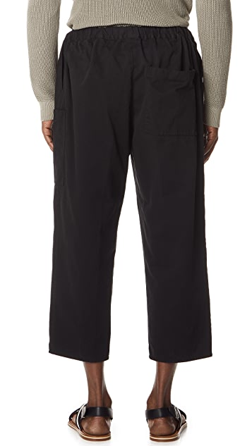 Gustav Von Aschenbach The Side Pocket Pants