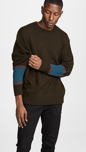 Gustav Von Aschenbach Knit Crewneck Sweater
