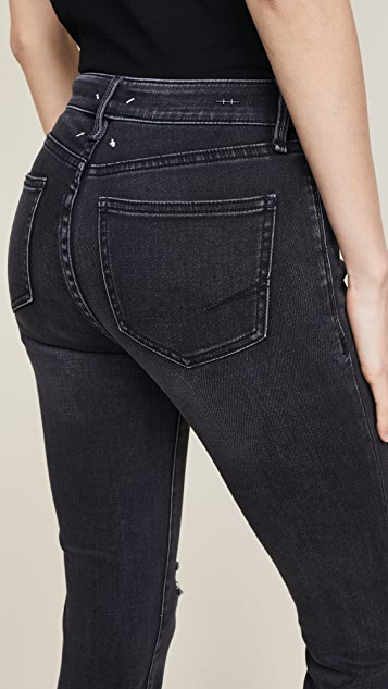 Habitual Mid Rise Ankle Skinny Jeans