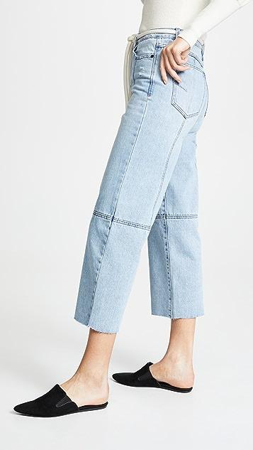 Habitual Широкие джинсы Rhys с высокой посадкой