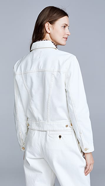 Habitual Tawney Denim Jacket