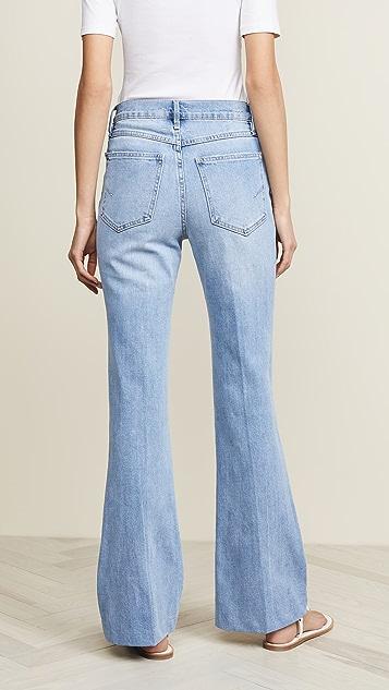 Habitual Tess High Rise Flare Jeans