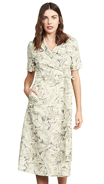 Habitual Nola Safari Shirtdress