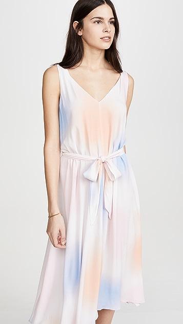 Habitual Daphne V Neck Dress