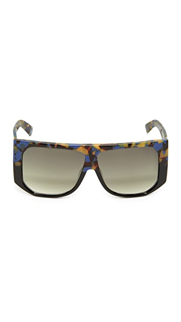 Очки Hadid Солнцезащитные очки Frequent Flyer