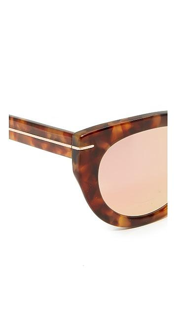 Hadid Eyewear Runway Sunglasses