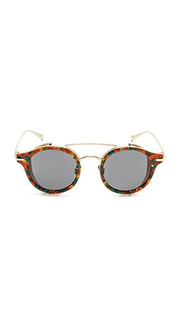 Hadid Eyewear Mile High Sunglasses