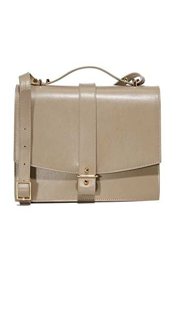 Haerfest Agnes Cross Body Satchel