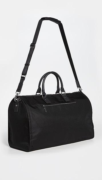 Hook & Albert Fabric Garment Weekender Bag