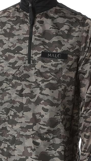 HALO Stealth Camo Anorak
