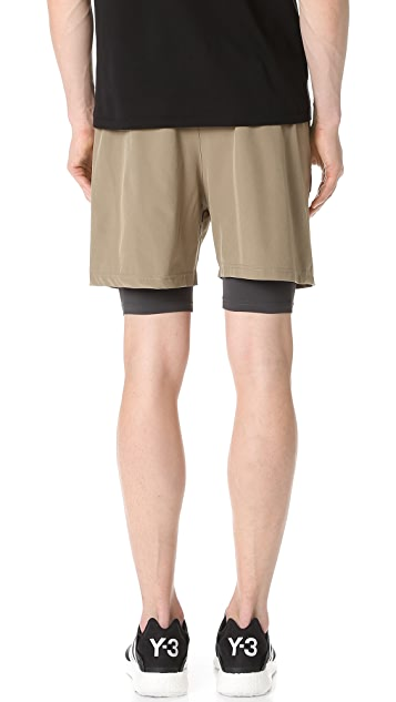 HALO 2 Layer Endurance Shorts
